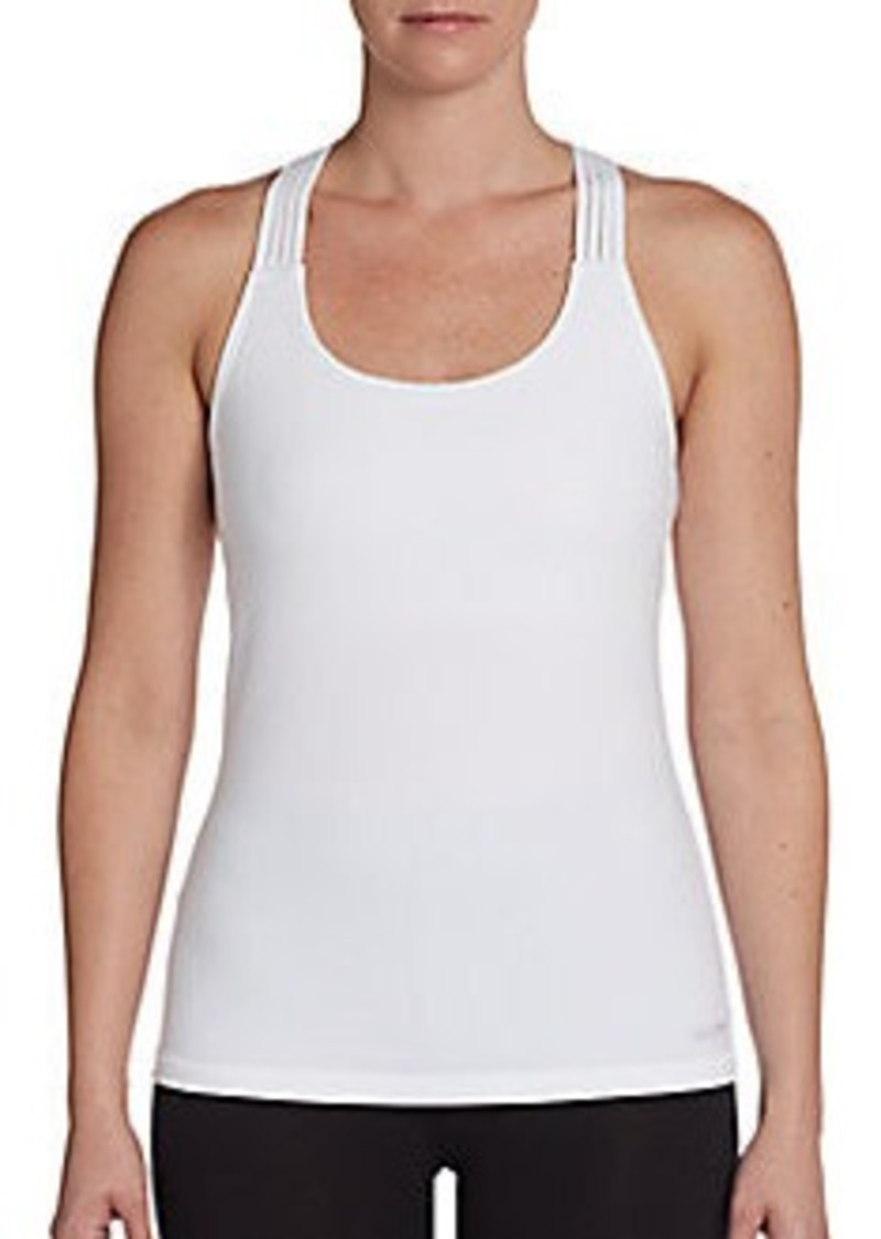 Calvin Klein Performance Basketweave Active Tank Top