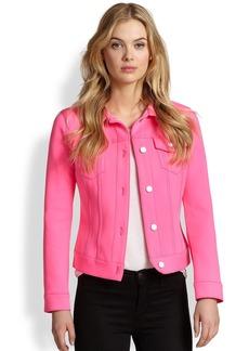J Brand Slim-Fit Scuba Jacket