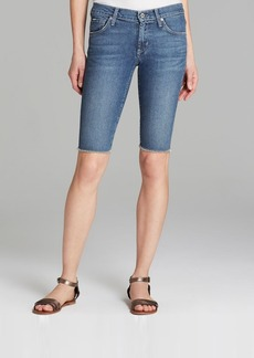 James Jeans Shorts - Twiggy Slim Bermuda in Bora Bora
