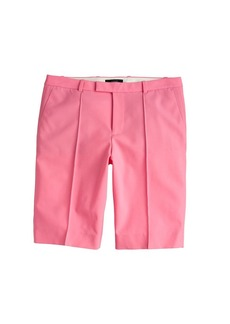Collection Eaton boy short in bi-stretch wool