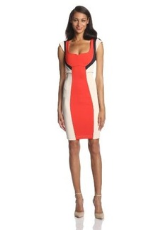 French Connection Women's Monroe Stretch Dress