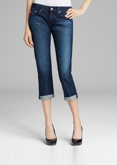 AG Adriano Goldschmied Jeans - Tomboy Crop in 6 Years Compass