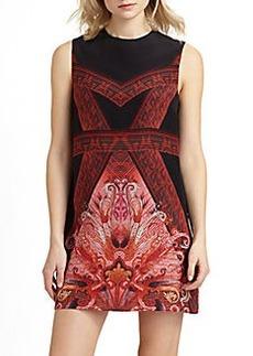 Gottex Swim Silk Indochine Shift Dress