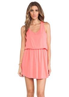 Splendid Tank Dress in Pink