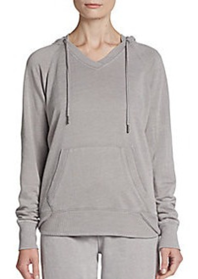 Calvin Klein Performance Hooded V-Neck Pullover