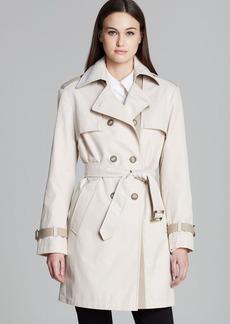 DKNY Peyton Trench Coat