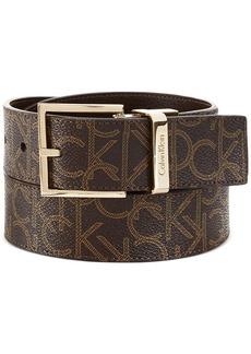 Calvin Klein Reversible Logo Belt