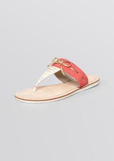 Elie Tahari Flat Sandals - Nala Thong