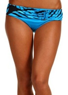 Tommy Bahama Tortola Leaf High Waist w/ Belted Pant