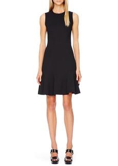 Michael Kors Flare-Skirt Dress