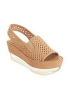 Stella McCartney Slingback Double Platform Sandal