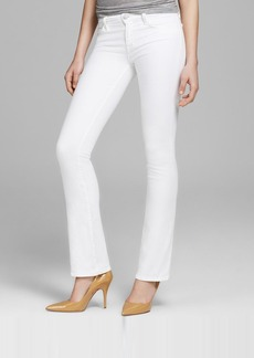 J Brand Jeans - 8117 Brooke Bootcut in Blanc