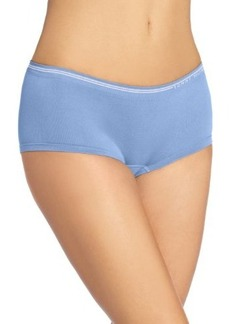Tommy Hilfiger Women's Seamless Boyshort Panty