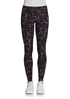MARC NEW YORK by ANDREW MARC Performance Printed Performance Leggings