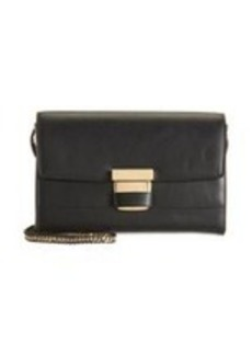 Narciso Rodriguez Metal Tab Clutch