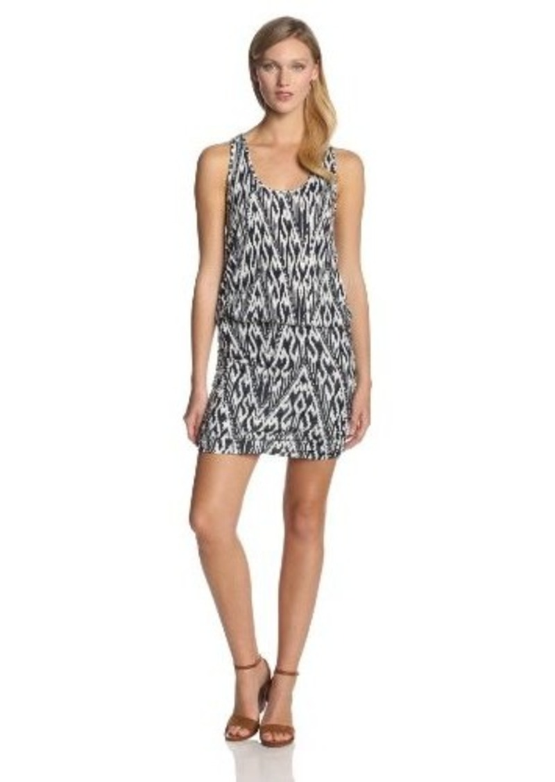 Joie Women's Bond Ikat Jersey Sleeveless Dress