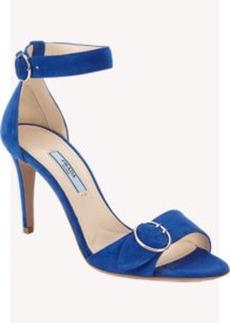 Prada Ankle-Strap Sandal