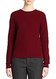 Marc Jacobs Cashmere & Wool Crewneck Sweater