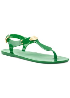 MICHAEL Michael Kors Plate Jelly Sandals
