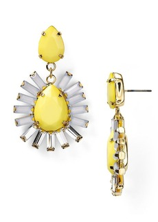 ABS by Allen Schwartz Copacabana Drop Earrings