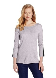 Calvin Klein Women's Pullover Sweater with Sleeves