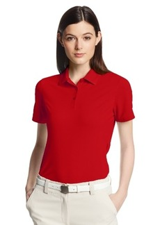 Cutter & Buck Women's Drytec Kingston Pique Short Sleeve Polo