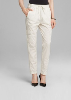 DKNY Pure Drawstring Cargo Pants