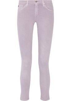 AG Jeans The Legging Ankle mid-rise skinny jeans