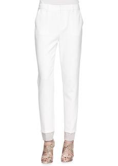 J Brand Ready to Wear Marianne Straight-Leg Trousers