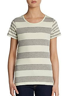French Connection Fun Stripe Tee