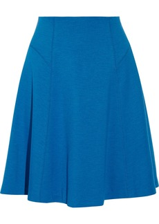 Jason Wu Stretch-ponte skirt
