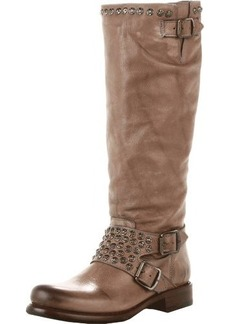 FRYE Women's Jenna Studded Tall Knee-High Boot