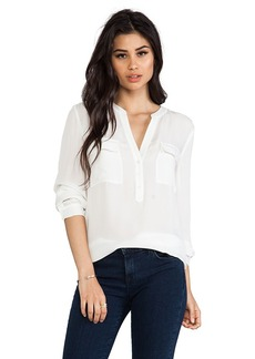Joie Pauline Blouse in White