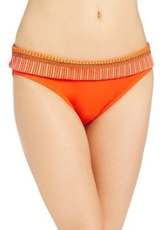 Nanette Lepore Women's Mayan Riveria Dreamer Bikini Bottom