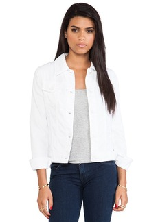 J Brand Jacket in White