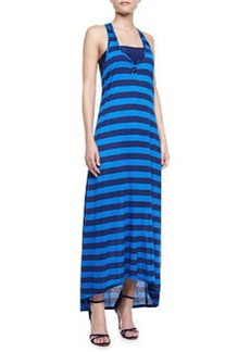 Splendid Marcel Striped Racerback Maxi Dress