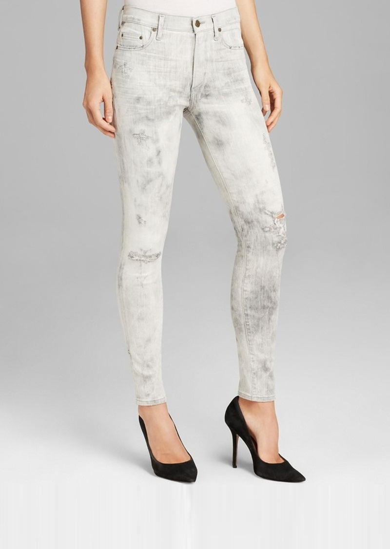 Citizens of Humanity Jeans - Rocket Crop in Fire Grey