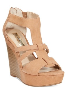 INC International Concepts Women's Cressida Platform Wedge Sandals