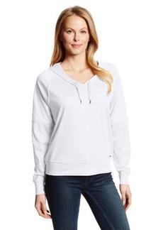 Calvin Klein Jeans Women's Raglan Pullover Hoodie