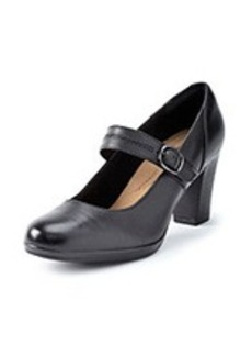 "Clarks® ""Brynn Posey"" Dress Pumps - Black"