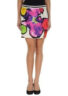 ROBERTO CAVALLI - Mini skirt