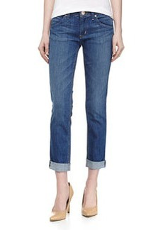 Hudson Bacara Cuffed Straight Leg Jeans, Montecito