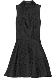 Jill Stuart Nina organza-jacquard dress