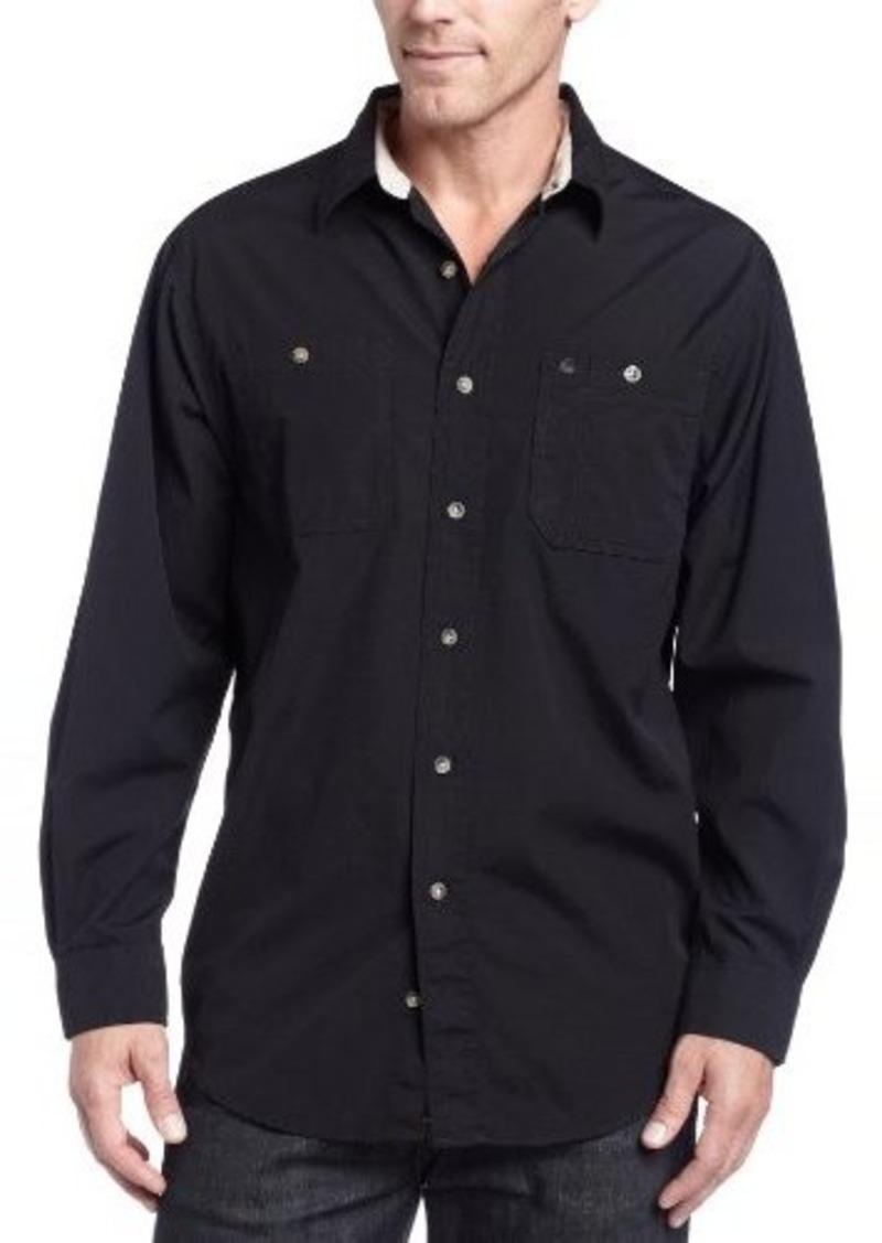 Carhartt carhartt men 39 s tradesman long sleeve shirt for Carhartt men s long sleeve lightweight cotton shirt