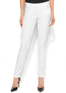Alfani Tummy Control Rivet Pocket Skinny Pants