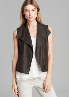 Vince Vest - Paper Leather
