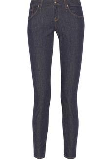 M Missoni Low-rise skinny jeans