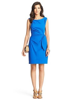 New Della Ruched Sheath Dress
