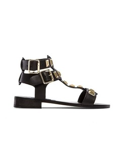 Steve Madden Perfeck Sandal in Black