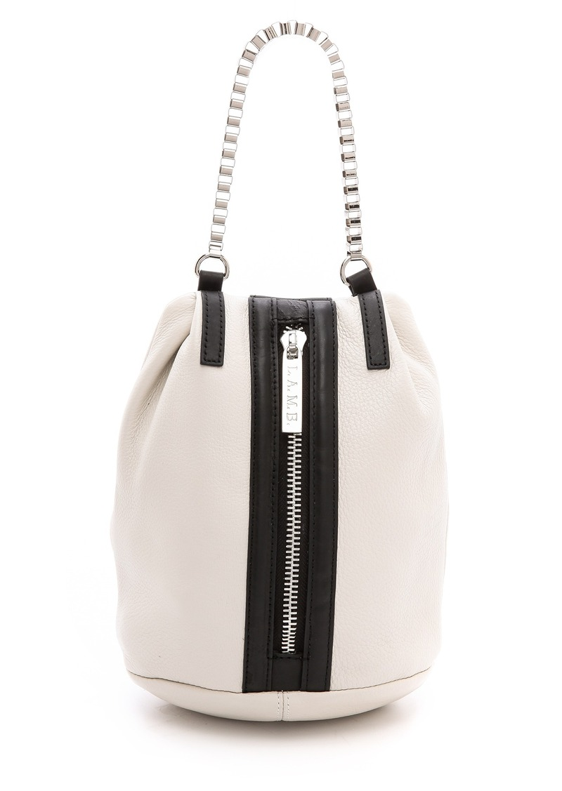 L.A.M.B. Chevy Bucket Bag